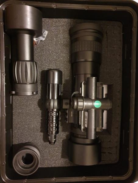 Nachtsichtgerät Nightspotter EVO mit Photonis grün