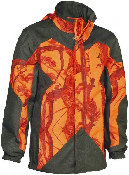 Percussion Jacke Predator R2 Ghostcamo Blaze & Black
