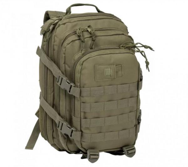 Percussion Kompakt-Rucksack mit vielen Fächern 30L