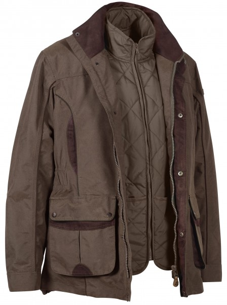 Percussion Jagdjacke Normandie 3 in 1
