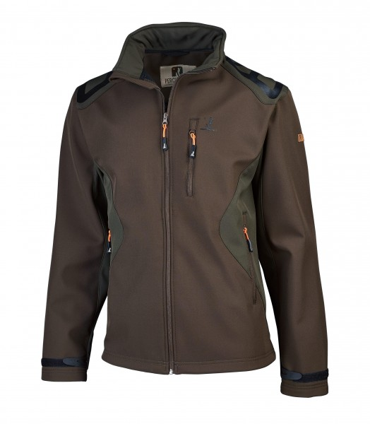 Percussion Herren Softshelljacke