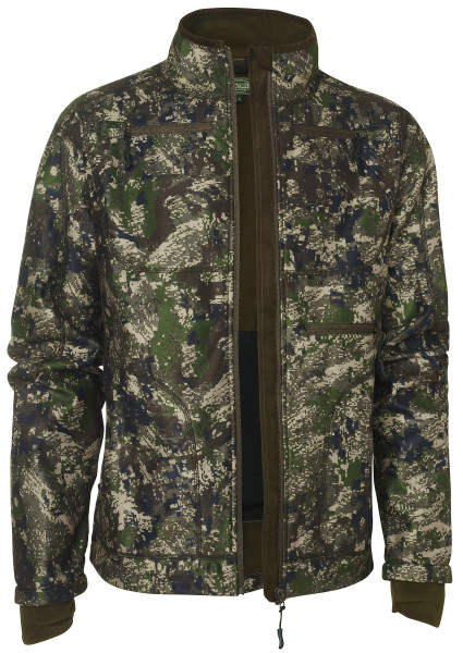 Chevalier - Pixel Camo Windblocker Coat