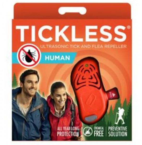 Tickless Human Ultraschallabwehr gegen Zecken