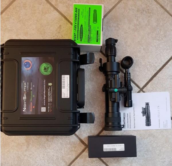 Nachtsichtgerät Nightspotter EVO grün High Resolution