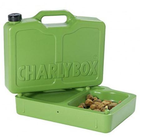 Charlybox - Futter und Wasser