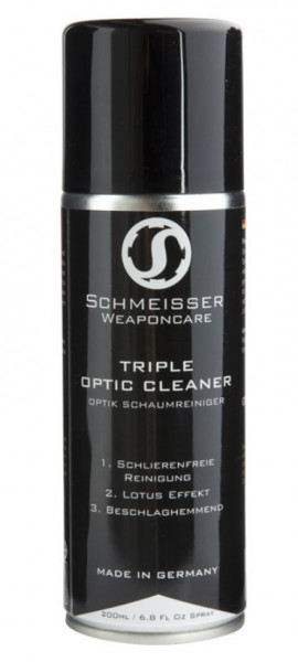 Schmeisser Weapon Care Optik Schaumreiniger
